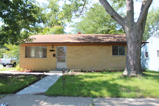 3314 Halsted Street, Steger, IL 60475 (MLS #10107924) :: The Dena Furlow Team - Keller Williams Realty