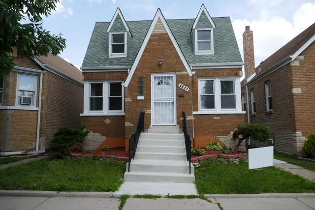 4637 S Harding Avenue, Chicago, IL 60632 (MLS #10108180) :: Leigh Marcus | @properties