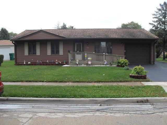 737 Rogers Road, Romeoville, IL 60446 (MLS #10108265) :: The Dena Furlow Team - Keller Williams Realty