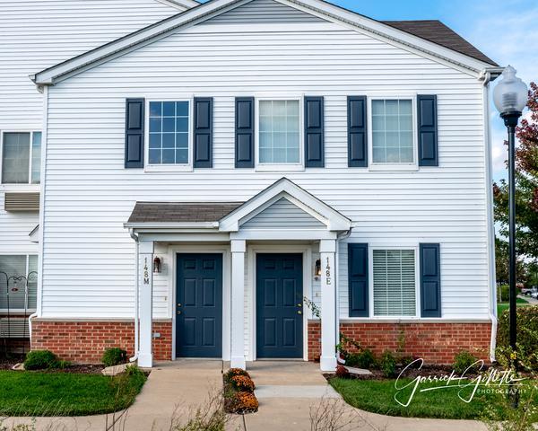 148 Bertram Drive M, Yorkville, IL 60560 (MLS #10108267) :: Baz Realty Network | Keller Williams Preferred Realty