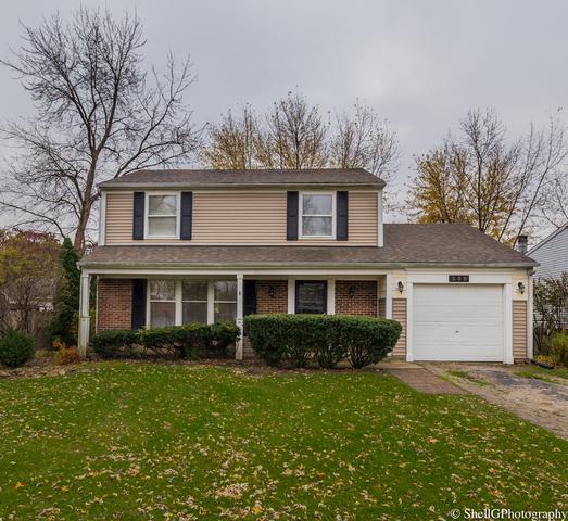 508 Livingston Drive, New Lenox, IL 60451 (MLS #10108356) :: Domain Realty