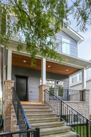 2327 W Melrose Street, Chicago, IL 60618 (MLS #10108377) :: Leigh Marcus | @properties