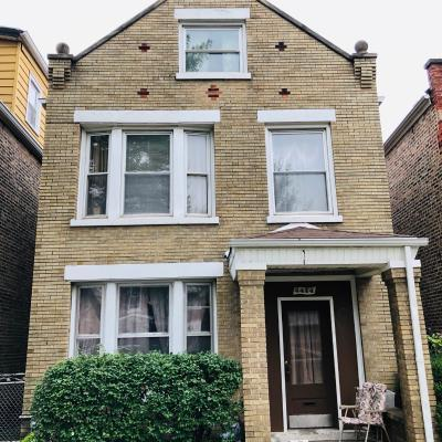 4424 S Richmond Street, Chicago, IL 60632 (MLS #10108405) :: The Dena Furlow Team - Keller Williams Realty