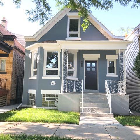 2733 W Nelson Street, Chicago, IL 60618 (MLS #10108429) :: The Dena Furlow Team - Keller Williams Realty
