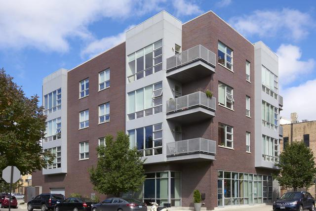1250 N Paulina Street 4W, Chicago, IL 60622 (MLS #10108605) :: Leigh Marcus | @properties