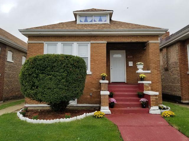 5520 S Albany Avenue, Chicago, IL 60629 (MLS #10108624) :: The Dena Furlow Team - Keller Williams Realty