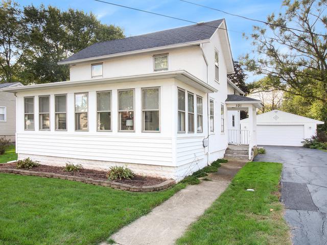 321 S Van Buren Street, Batavia, IL 60510 (MLS #10108664) :: The Dena Furlow Team - Keller Williams Realty