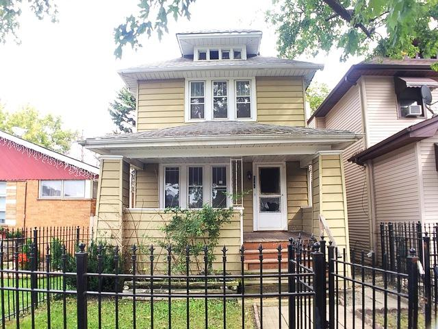6341 S Whipple Street, Chicago, IL 60629 (MLS #10108732) :: The Dena Furlow Team - Keller Williams Realty