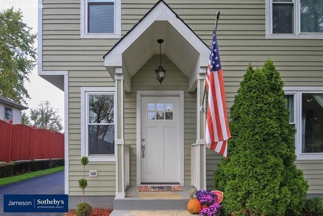 4012 N Lincoln Street, Westmont, IL 60559 (MLS #10108762) :: The Dena Furlow Team - Keller Williams Realty