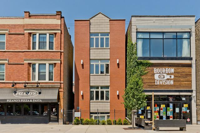 2054 W Division Street, Chicago, IL 60622 (MLS #10108837) :: Leigh Marcus | @properties
