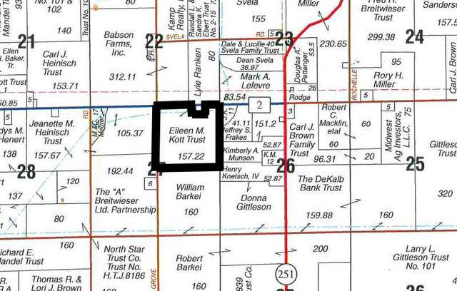 000 Reynolds Road, Steward, IL 60553 (MLS #10108973) :: The Dena Furlow Team - Keller Williams Realty