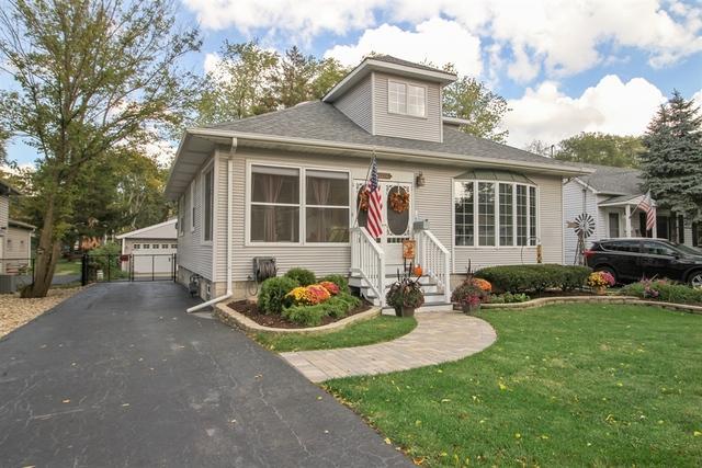 1512 Ridge Road, Homewood, IL 60430 (MLS #10109000) :: The Wexler Group at Keller Williams Preferred Realty