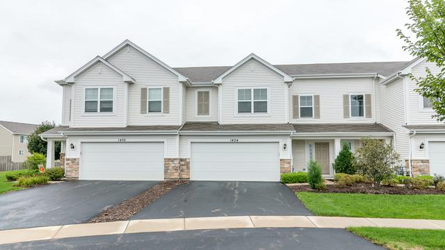 1454 Bar Harbor Court, Pingree Grove, IL 60140 (MLS #10109091) :: Property Consultants Realty