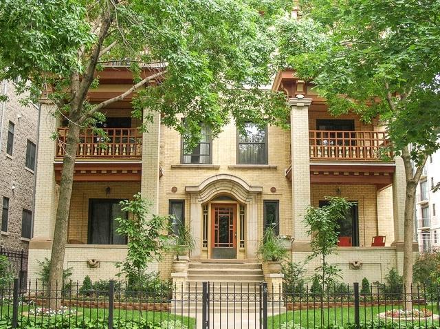 4311 N Kenmore Avenue #1, Chicago, IL 60613 (MLS #10109152) :: The Dena Furlow Team - Keller Williams Realty