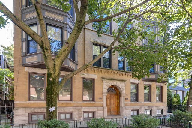 2149 N Kenmore Avenue #2, Chicago, IL 60047 (MLS #10109180) :: Property Consultants Realty