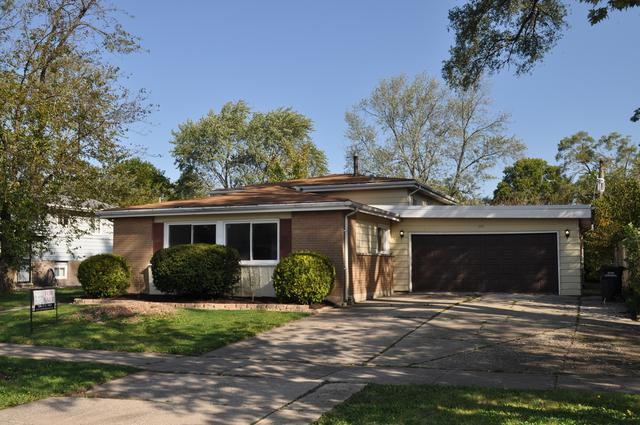 302 Illinois Street, Park Forest, IL 60466 (MLS #10109214) :: Baz Realty Network | Keller Williams Preferred Realty