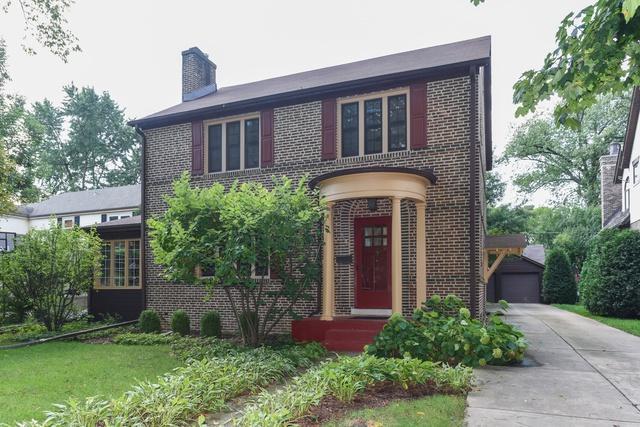 4136 Ellington Avenue, Western Springs, IL 60558 (MLS #10109228) :: The Wexler Group at Keller Williams Preferred Realty