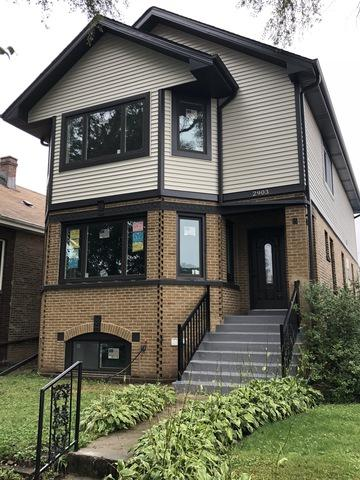 2903 N 77Th Court, Elmwood Park, IL 60707 (MLS #10109259) :: The Dena Furlow Team - Keller Williams Realty