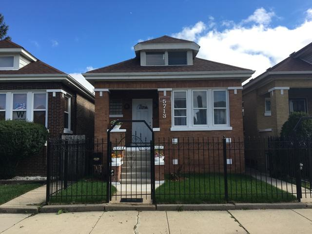 5713 S Whipple Street, Chicago, IL 60629 (MLS #10109454) :: The Dena Furlow Team - Keller Williams Realty