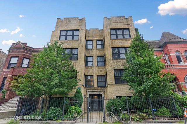 2144 W Concord Place #1, Chicago, IL 60647 (MLS #10109537) :: Leigh Marcus | @properties