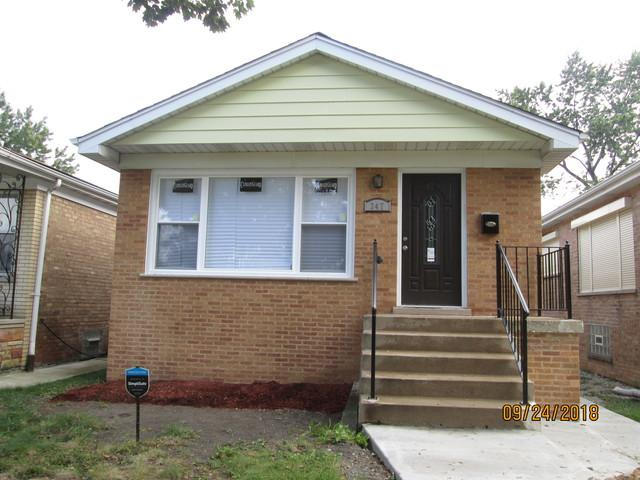 347 E 90th Place, Chicago, IL 60619 (MLS #10109565) :: The Dena Furlow Team - Keller Williams Realty