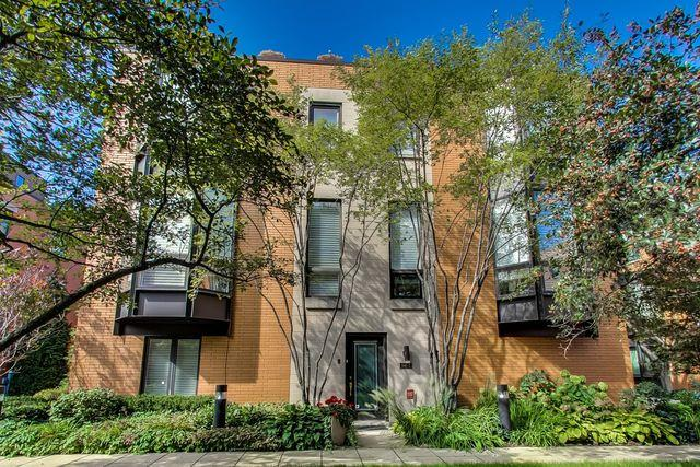 1441 N Cleveland Avenue C, Chicago, IL 60610 (MLS #10109643) :: Leigh Marcus   @properties