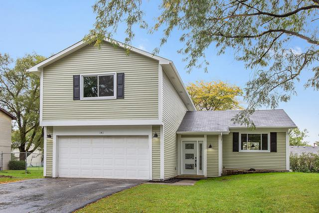 141 Huntingwood Road, Matteson, IL 60443 (MLS #10109776) :: The Mattz Mega Group