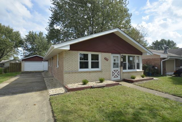 3133 Butler Avenue, Steger, IL 60475 (MLS #10110234) :: The Dena Furlow Team - Keller Williams Realty