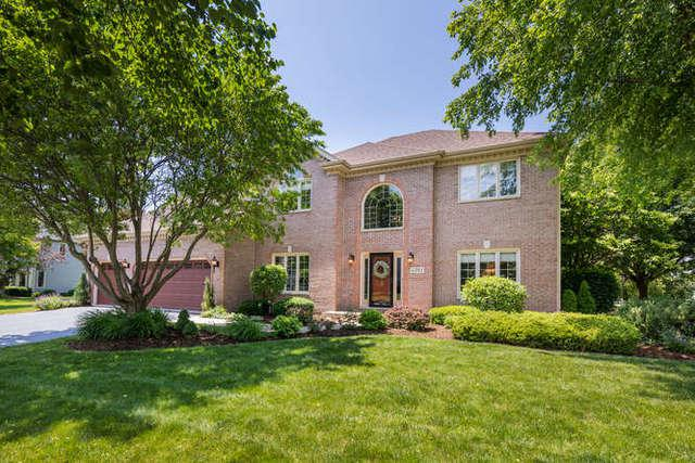 4391 Camelot Circle, Naperville, IL 60564 (MLS #10110433) :: The Wexler Group at Keller Williams Preferred Realty