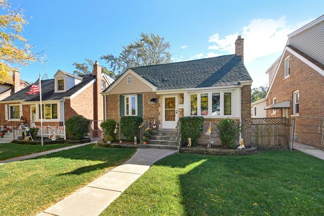 3625 W 115th Place, Chicago, IL 60655 (MLS #10110454) :: The Dena Furlow Team - Keller Williams Realty