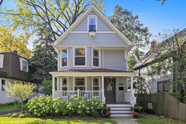 1341 Walnut Street, Western Springs, IL 60558 (MLS #10110469) :: The Wexler Group at Keller Williams Preferred Realty