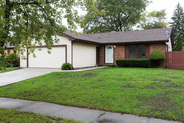 4633 Farmington Avenue, Richton Park, IL 60471 (MLS #10110590) :: The Dena Furlow Team - Keller Williams Realty