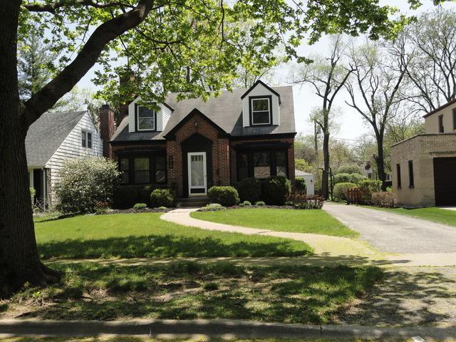 2310 Marston Lane, Flossmoor, IL 60422 (MLS #10110614) :: The Wexler Group at Keller Williams Preferred Realty