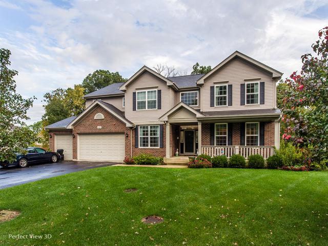 5627 Red Oak Drive, Hoffman Estates, IL 60192 (MLS #10110622) :: The Dena Furlow Team - Keller Williams Realty