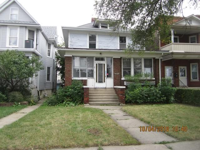 1435 Otto Boulevard, Chicago Heights, IL 60411 (MLS #10110635) :: The Dena Furlow Team - Keller Williams Realty