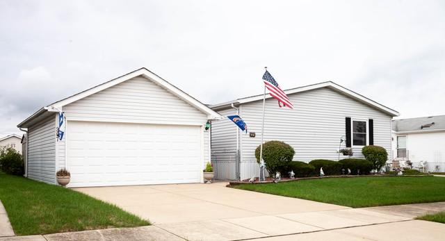 207 Begonia Drive, Matteson, IL 60443 (MLS #10110882) :: The Mattz Mega Group