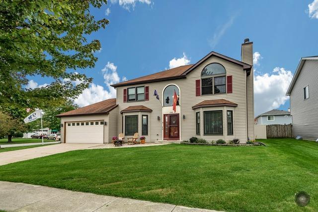 296 Green Mountain Drive, Bolingbrook, IL 60440 (MLS #10110914) :: The Dena Furlow Team - Keller Williams Realty