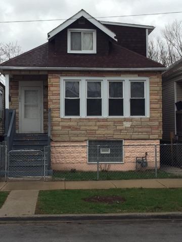 7305 S Paulina Street, Chicago, IL 60636 (MLS #10110968) :: The Dena Furlow Team - Keller Williams Realty