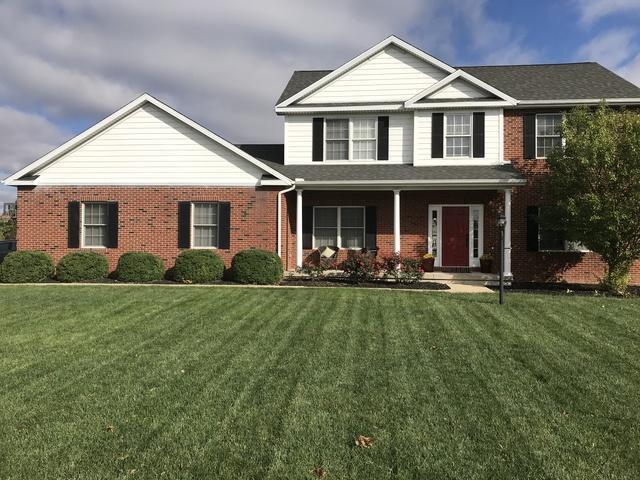 1602 English Oak Drive, Champaign, IL 61822 (MLS #10110998) :: Ryan Dallas Real Estate