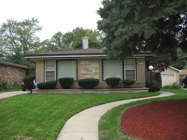 14640 Chicago Road, Dolton, IL 60419 (MLS #10111064) :: The Dena Furlow Team - Keller Williams Realty