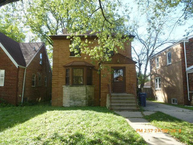 9708 S Maplewood Avenue, Evergreen Park, IL 60805 (MLS #10111170) :: The Dena Furlow Team - Keller Williams Realty