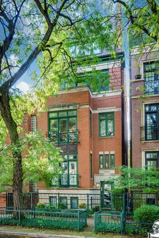 1846 N Mohawk Street #3, Chicago, IL 60614 (MLS #10111215) :: Leigh Marcus   @properties