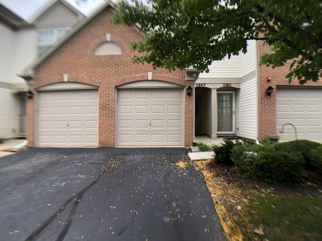 2843 Stonewater Drive #2843, Naperville, IL 60564 (MLS #10111242) :: The Dena Furlow Team - Keller Williams Realty