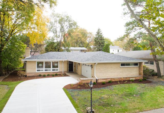 604 51st Street, Western Springs, IL 60558 (MLS #10111317) :: The Dena Furlow Team - Keller Williams Realty