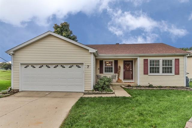 7 Windsor Court, Streamwood, IL 60107 (MLS #10111346) :: Domain Realty