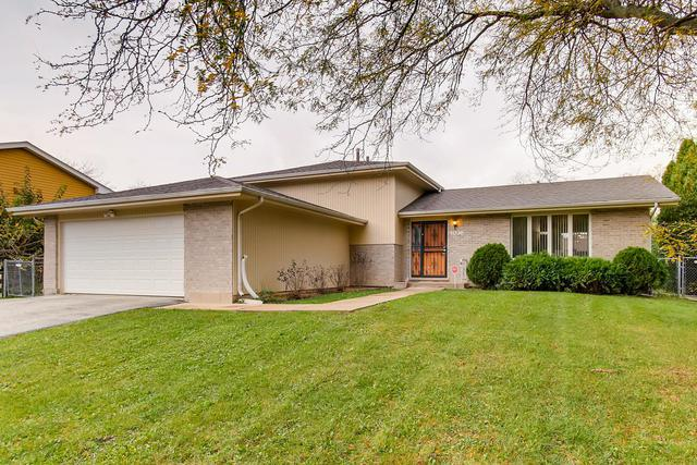 4036 Richmond Court, Matteson, IL 60443 (MLS #10111360) :: The Mattz Mega Group