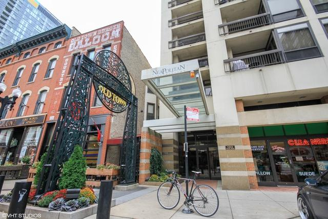 1212 N Wells Street #1405, Chicago, IL 60610 (MLS #10111395) :: Leigh Marcus   @properties