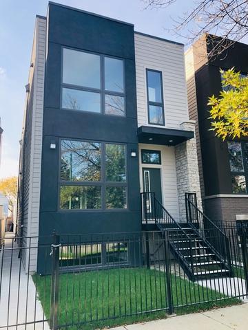 2914 N Washtenaw Avenue, Chicago, IL 60618 (MLS #10111465) :: Domain Realty