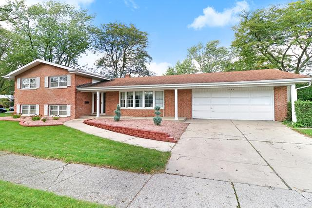 1456 Idlewild Lane, Homewood, IL 60430 (MLS #10111470) :: The Wexler Group at Keller Williams Preferred Realty