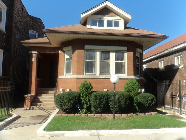 8124 S Marshfield Avenue, Chicago, IL 60620 (MLS #10111506) :: The Dena Furlow Team - Keller Williams Realty
